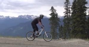 فیلم تکنیک دوچرخه سواری دو