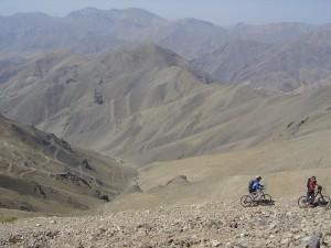 عکس از محمد علی معمارصادقی – ارتفاعات امامزاده داود – مهر 84