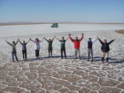 دریاچه نمک طبس