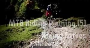 تکنیک گردش سریع با دوچرخه کوهستان