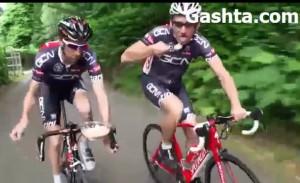 فیلم طنز ده چیزی که هنگام دوچرخه سواری نباید بخوریم