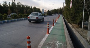 مسیر دوچرخه در شهرها