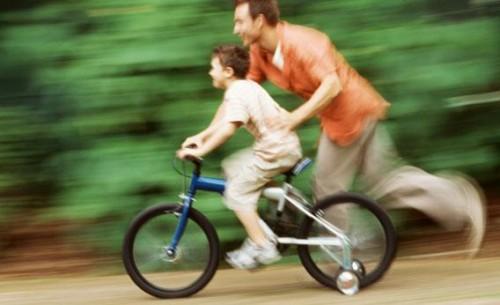 دلایل آموزش دوچرخه سواری