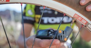 فشار باد لاستیک دوچرخه