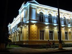 شهر باتومی در شب