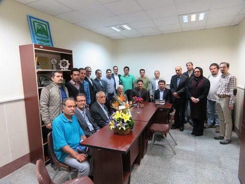 دفتر هیئت دوچرخه سواری شمالغرب تهران