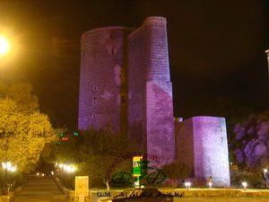 قیز قلعه باکو
