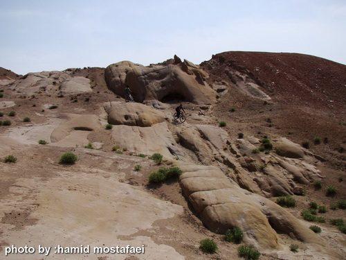 کوه های زیبای منطقه سهیلیه