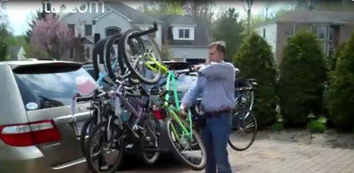 حمل شش دوچرخه
