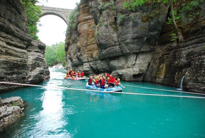 alanya rafting tours3