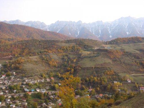 روستای زیبا میانا