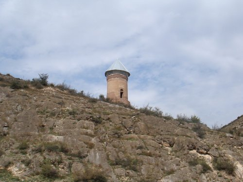 برج تاریخی رسکت